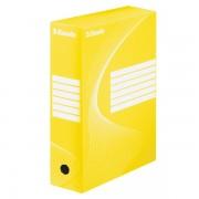 Archivační krabice Esselte 100 mm Žlutá