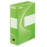 Archivační krabice Esselte 100 mm Zelená