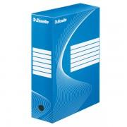 Archivační krabice Esselte 100 mm Modrá