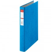 Kroužkový pořadač Esselte Rainbow, kartonový A4 2kr. průměru 25mm Modrá