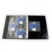 Obal závěsný na 1 CD 10ks  110µm