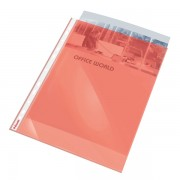 Závěsné kapsy Esselte Quality A4 Červená