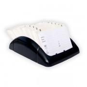 Vizitkář Rotacard BP-200 stolní 200 karet černý
