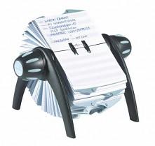 Vizitkář Durable Telindex stolní 500 karet černý