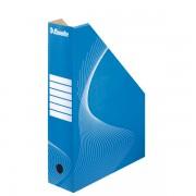 Archivační stojan na časopisy Esselte Modrá