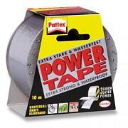 Páska lepicí extrapevná Pattex Power 50mm x 10m stříbrná