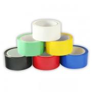 Páska balicí barevná 48mm_x_66m bílá