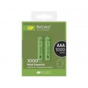 Baterie nabíjecí GP ReCyko 2ks mikrotužkové AAA 950mAh Ni-MH 1,2 V