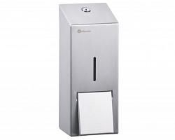 Zásobník na tekuté mýdlo STELLA Maxi matný 800 ml kovový matný