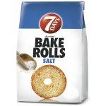 Chipsy Bake Rolls 80g přírodní_slané