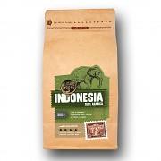 Čerstvě pražená káva LIZARD COFFEE - Indonesia 1000g zrnková