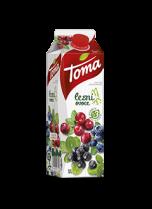 Toma ovocný nápoj Lesní ovoce 1L