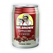Mr. Brown 250ml cappuccino