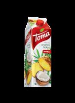 TOMA 50% nektar 1L  ananas a kokos