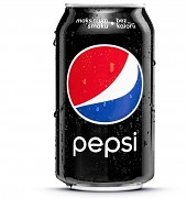 Pepsi MAX 0% cukru v plechovce 0,33L