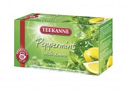 Teekanne 20x1,5g Mátový s citronem bylinný čaj
