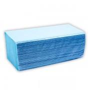 Ručníky papírové Z-Z Katrin Basic 250ks 1-vrstvé modré ( prodej po 20 kusech )