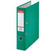 Pákový pořadač Esselte Rainbow, kartonový A4 Zelená