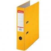 Pákový pořadač Esselte Rainbow, kartonový A4 Žlutá