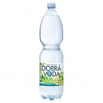 Dobrá voda 1,5L Bílé_hrozny_neperlivá