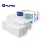 Ručníky papírové Z-Z Merida  2-vrstvé bílé
