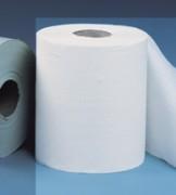 Ručníky papírové Mini v roli 2-vrstvé bílé