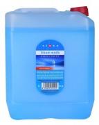 Tekuté mýdlo s glycerinem 5L modré - moře