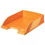 Odkladač Leitz WOW Plus Metalická oranžová DOPRODEJ!!!