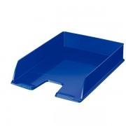 Odkladač CENTRA modrý 10ks + IKEA 100Kč stohovatelný modrý