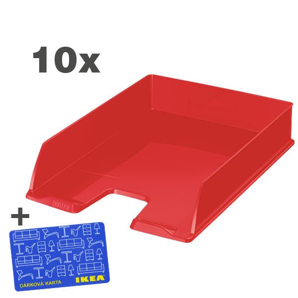 Odkladac Centra Sedy 10ks Ikea 100kc Stohovatelny Sedy Zasobovani