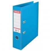 Pákový pořadač Esselte No.1 POWER, celoplastový A4 75mm Světle modrá