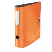Mobilní pořadač Leitz 180° ACTIVE Bebop A4 82mm Oranžová DOPRODEJ