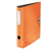 Mobilní pořadač Leitz 180° ACTIVE Bebop A4 50mm Oranžová DOPRODEJ