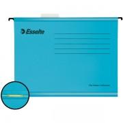 Zesílené závěsné desky Esselte Pendaflex® s rychlovazačem Modrá