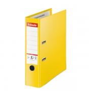 Pákový pořadač Esselte No.1 Power VIVIDA PLUS, celoplastový A4 80mm maxi VIVIDA Žlutá