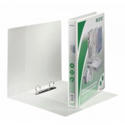 Prezentační kroužkový pořadač Leitz SoftClick Bílá, 2 D-kr, 20 mm