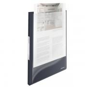 Katalogová kniha s přední kasou Esselte VIVIDA, 40 kapes VIVIDA Černá A4
