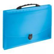 Aktovka s držadlem a přihrádkami Esselte VIVIDA VIVIDA Modrá A4