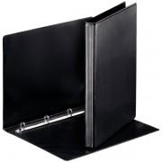 Prezentační kroužkový pořadač Leitz SoftClick černý, 4 kulaté kr, 16 mm