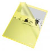 """Desky """"L"""" Esselte Quality A4 Žlutá 25ks"""
