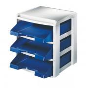 Stohovací systém Leitz Plus Modrá
