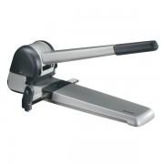 Velkokapacitní děrovačka Leitz Super 5182 250 listů Stříbrná