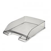 Odkladač Leitz Standard Plus Transparentní šedá