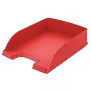 Odkladač Leitz Standard Plus Červená