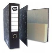 Pořadač HIT archivní 80mm A4 mramor