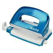 Mini děrovačka Leitz NeXXt WOW 5060 10 listů Metalická modrá
