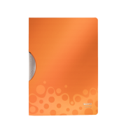 Desky s klipem Leitz Bebop Oranžová DOPRODEJ!