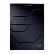 Katalogová kniha Leitz Prestige, 40 kapes Černá A4 DOPRODEJ!