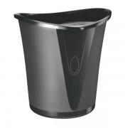 Odpadkový koš Leitz Allura Černá