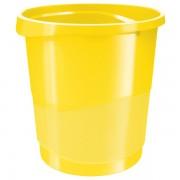 Odpadkový koš Esselte Europost VIVIDA VIVIDA Žlutá